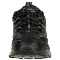 Skechers Sport D'Lites New School Damen Sneaker Schwarz 13085 BBK