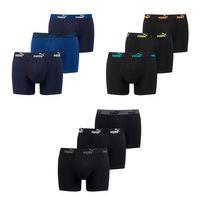 9 er Pack Puma Boxer Boxershorts Herren Unterwäsche sportliche Retro Pants