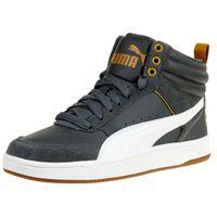Puma Rebound Street V2 Sneaker Herren Schuhe grau 363715 08