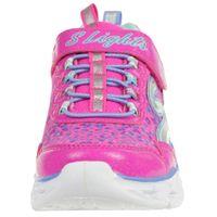 Skechers S Lights Galaxy Lights Kinder Sneaker Schuhe Mädchen LED