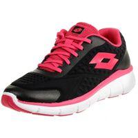 Lotto Dinamica 250 W Damen Laufschuh Jogging Sneaker T6130 schwarz