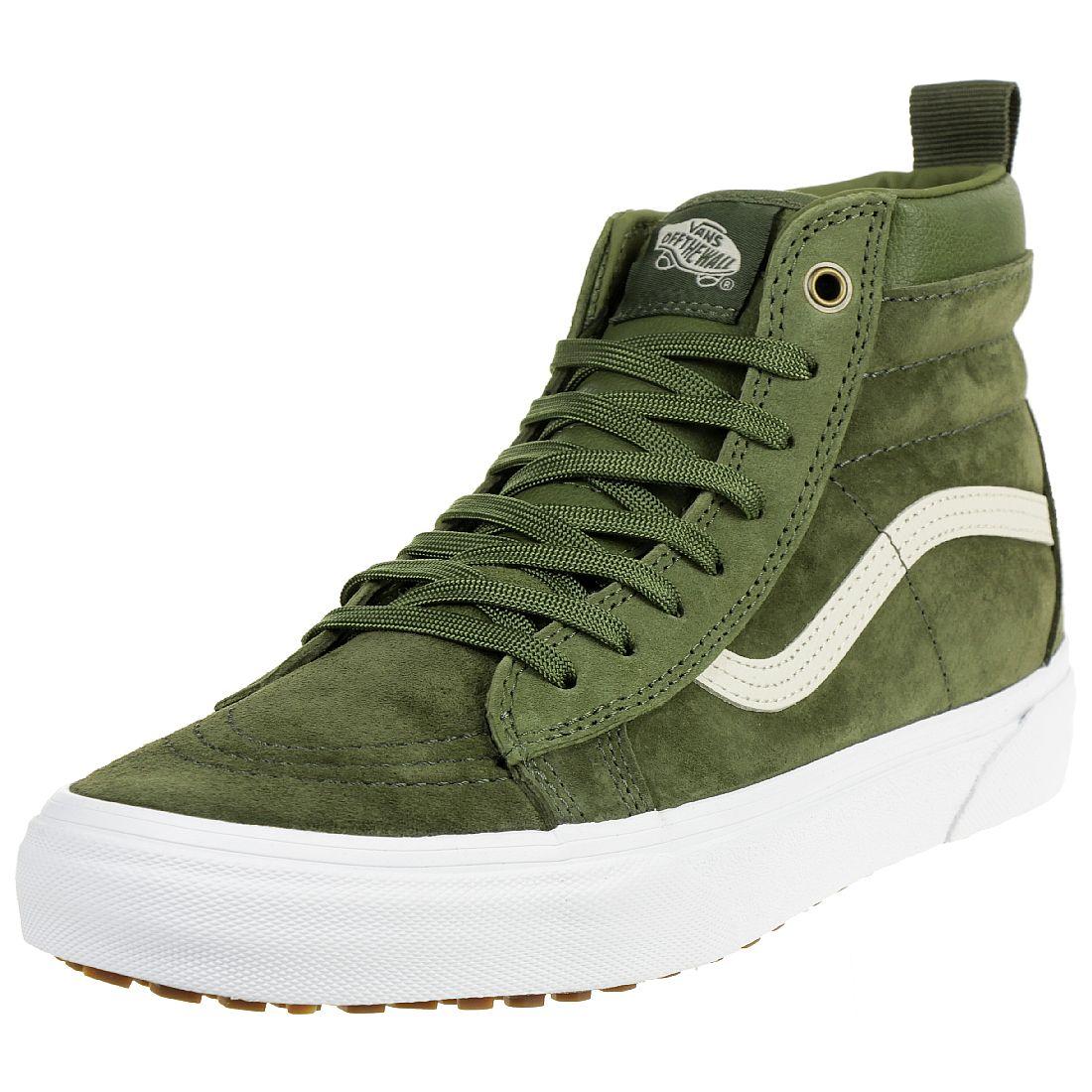 VANS Classic SK8-HI MTE Winter Sneaker Schuhe Leder VN0A33TXRJ51 ...
