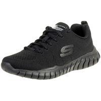 Skechers Overhaul Debbir Herren Sneaker Air Cooled Memory Foam 52819 BBK