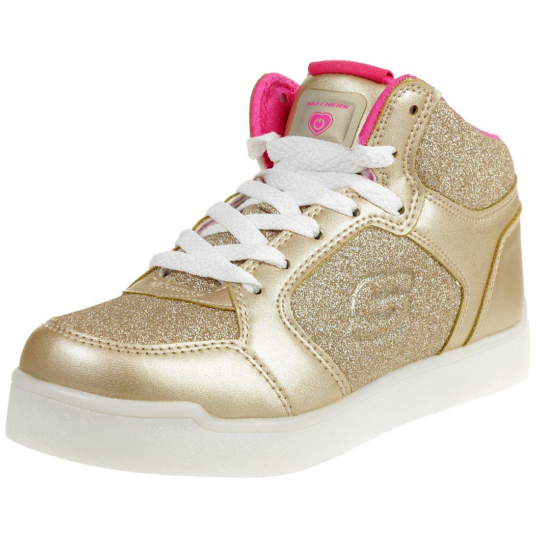 Skechers S Lights E Pro II GLITTER GLOW II Sneaker Schuhe Damen ...
