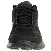Skechers VERSE FLASH POINT Herren Sneaker Fitness Schuhe Memory Foam BBK
