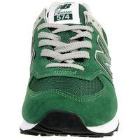 New Balance ML 574 EGR Classic Sneaker Herren Schuhe grün