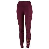 PUMA Damen ATHLETIC Logo Leggings Hose Pants Fitnesshose 851865 22