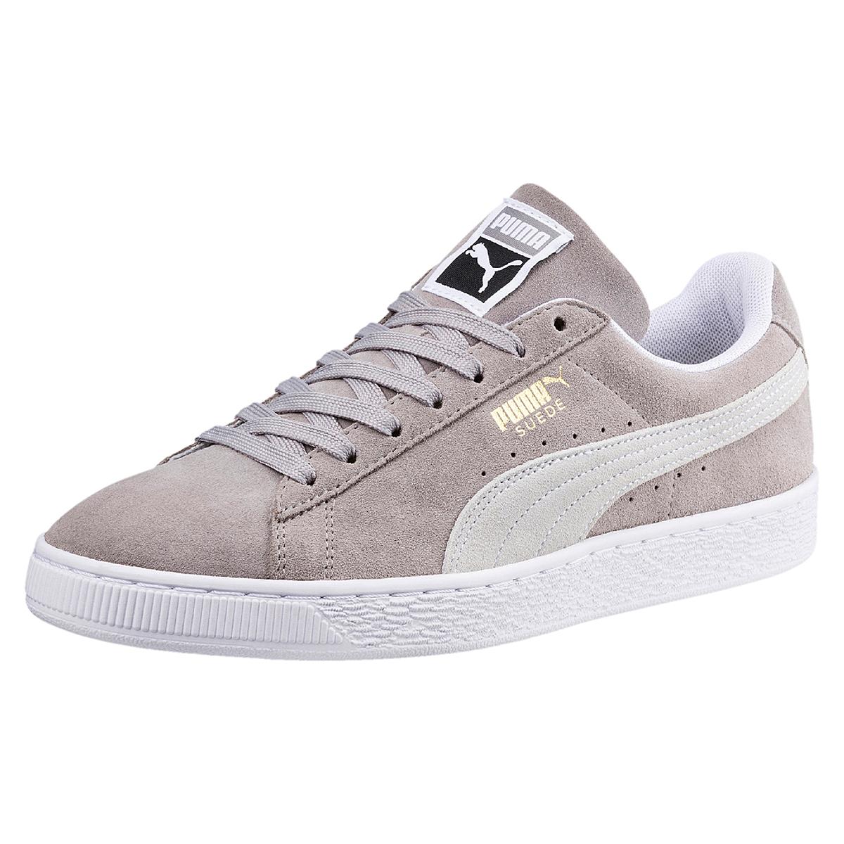 ae6221a2da37 Puma Suede Classic Unisex Sneaker Low-Top grau 365347 01 Sneaker ...