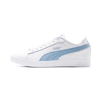 Puma Smash Wns v2 L Damen Sneaker Schuhe Leder weiß 365208 08