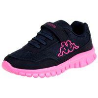 Kappa Mädchen Sneaker Follow BC K Schuhe blau/pink