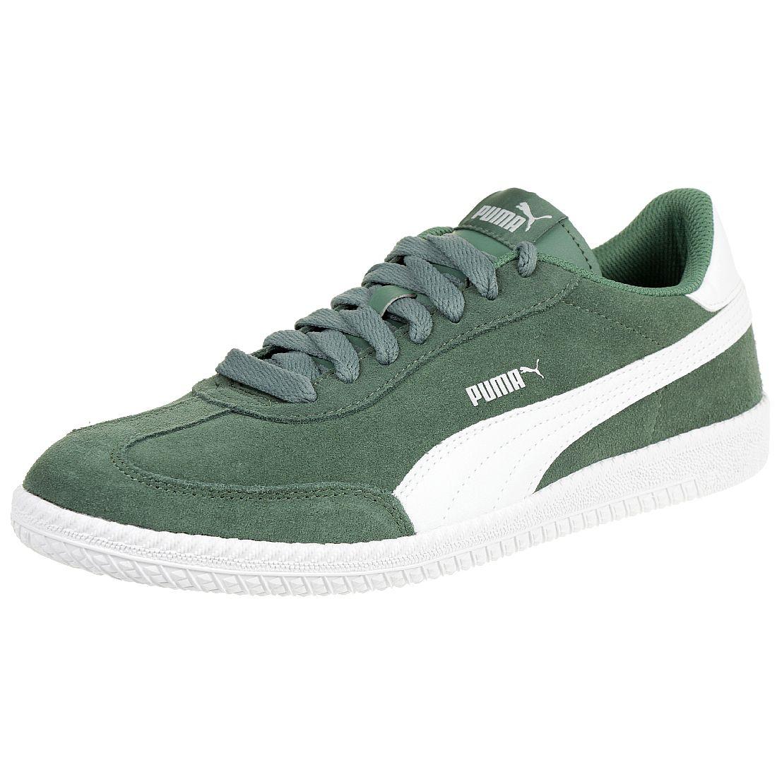 a1d5baf791c28 Puma Astro Cup Herren Sneaker Low-Top grün 364423 10 Sneaker Herren ...