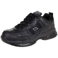 Skechers Work SOFT STRIDE GRINNEL Sneakers Herren Schuhe Schwarz