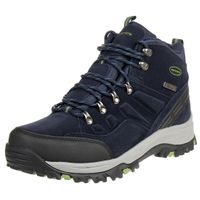 Skechers RELMENT PELMO Stiefel Outdoor Schuhe Waterproof RELAXED FIT NVY