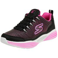 Skechers S Lights LUMINATORS LUXE Mädchen Sneaker Blink Schuhe LED