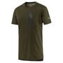 PUMA Herren Energy Triblend Graphic Tee T-Shirt DryCELL 516937 grün 001