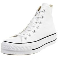 Converse C Taylor All Star LIFT HI Chuck plateau Sneaker canvas Optical White 560846C