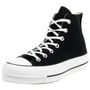 Converse C Taylor All Star LIFT HI Chuck plateau Sneaker canvas black 560845C 001