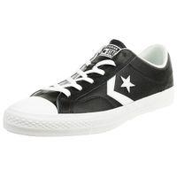 Converse STAR PLAYER OX Schuhe Sneaker Leder schwarz 159780C
