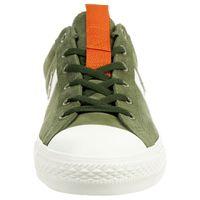 Converse STAR PLAYER OX Schuhe Sneaker Wildleder grün 162568C