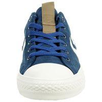 Converse STAR PLAYER OX Schuhe Sneaker Wildleder blau 162569C