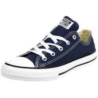 Converse CTAS OX Cucks Kinder Sneaker unisex KIDS Junior canvas Blau 3J237C