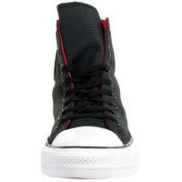 Converse C Taylor All Star HI Chuck Schuhe Sneaker Lightweight Nylon schwarz 162390C
