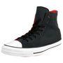 Converse C Taylor All Star HI Chuck Schuhe Sneaker Lightweight Nylon schwarz 162390C 001