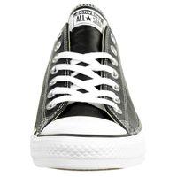 Converse C Taylor All Star OX Chuck Schuhe Sneaker Leder black 132174C