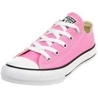 Converse CTAS OX Kinder Sneaker Chuck unisex KIDS Junior canvas pink 3J238C