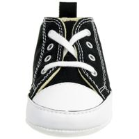 Converse FIRST STAR HI Baby Sneaker Chucks unisex canvas schwarz 8J231
