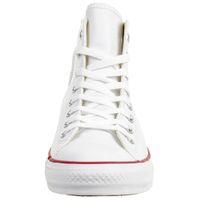 Converse C Taylor All Star HI Chuck Schuhe Sneaker Leder weiss 132169C
