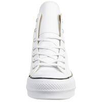 Converse C Taylor All Star LIFT CLEAN HI Chuck Sneaker Leder plateau 561676C