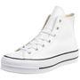 Converse C Taylor All Star LIFT CLEAN HI Chuck Sneaker Leder plateau 561676C 001