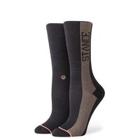 1 Paar Stance Every Day Light Cushion JUDGE ME BLK Damen Socken