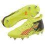 Puma Herren Fußballschuhe Future 18.2 NETFIX Mx SG Fußball gelb 104319 01 001