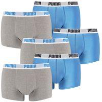 6 er Pack Puma Short Boxer Boxershorts Herren Pant Unterwäsche kurz