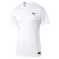 PUMA Herren A.C.E. SS Tee T-Shirt DryCELL weiss 516648