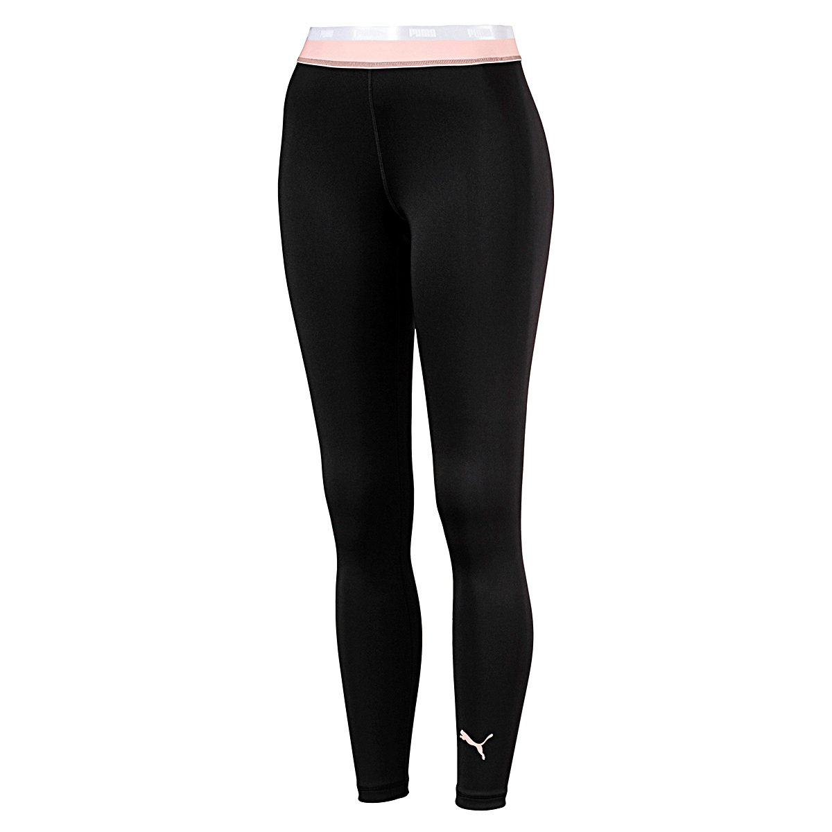 Hosen - PUMA Damen Soft Sports Leggings Pant Hose Pants Fitnesshose schwarz 843682 L  - Onlineshop Sneakerprofi