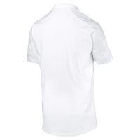 PUMA Herren CUP Sideline Polo Shirt weiss 656047