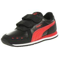 PUMA Cabana Racer SL V PS Kids Sneaker Schuhe schwarz 360732 72