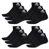 12 Paar adidas Performance Sneaker / Quarter Socken  Unisex Kurzsocke