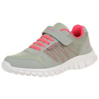 Kappa Mädchen Stay Kids Low-Top 260527 grau/pink