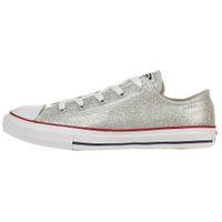 Converse CTAS OX Kinder Sneaker Chuck unisex KIDS Junior grau 663627C