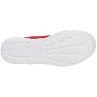 Details zu Kappa Herren Sneaker Tunes rotweiss 242195