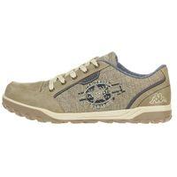 Kappa Natty Herren Casual Sneaker Schuhe beige