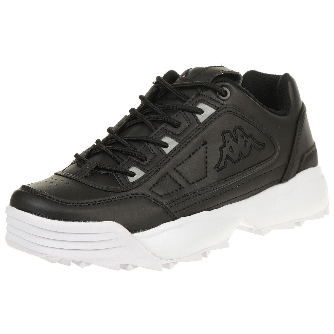 half off c85b2 da331 Kappa RAVE Sneaker Damen Turnschuhe Schuhe schwarz Sneaker ...