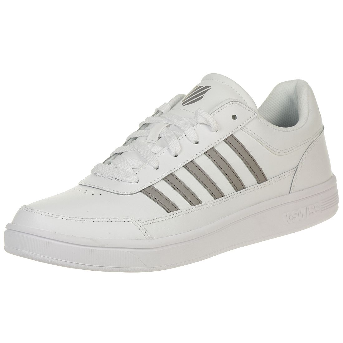 on sale 54b68 7d201 K-SWISS Court Chasseur Schuhe Herren Sneaker weiss 06042-198 ...