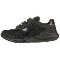 Diadora Eagle V Unisex Sneaker Turnschuh Klett schwarz
