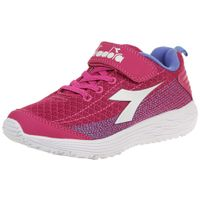 Diadora Flamingo 3 JR Kinder Junior Kids Mädchen Sneaker Turnschuh violett