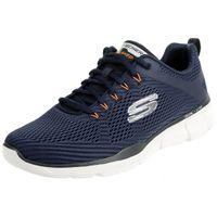 Skechers Sport Mens EQUALIZER 3.0 Sportschuhe/Laufschuhe Herren Schuhe Blau